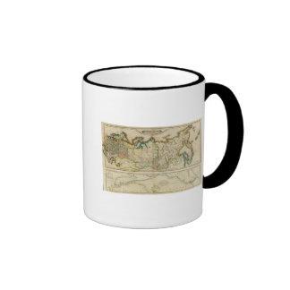 Russian Empire 5 Ringer Mug