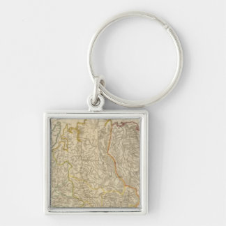 Russian Empire 6 Key Ring