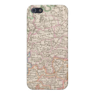 Russian Empire, Europe Antheil iPhone 5 Case