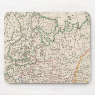 Russian Empire, Europe Antheil Mouse Pad