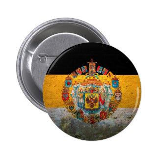 Russian Empire Flag 6 Cm Round Badge