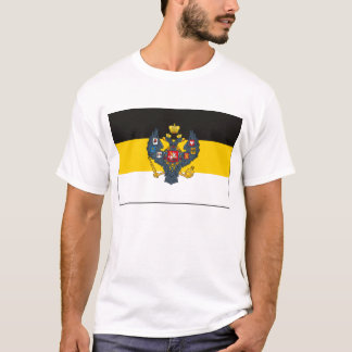 Russian Empire Flag T-shirt