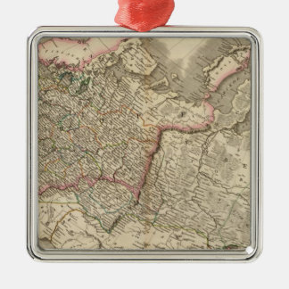 Russian Empire west Christmas Ornament