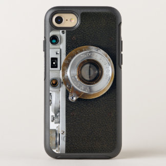 Russian F VINTAGE CAMERA 08 Iphone OtterBox Symmetry iPhone 7 Case