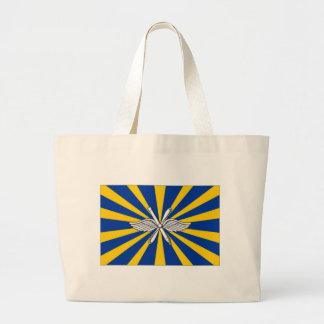 Russian Federation Air Force Flag Canvas Bag