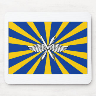Russian Federation Air Force Flag Mousepad