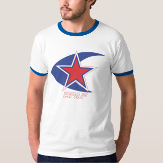 RUSSIAN FEDERATION AIR FORCE (RFAF) ROUNDEL SPORT T-Shirt