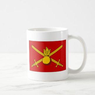 Russian Federation Army Flag Mugs