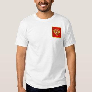 Russian Federation COA 3 Tees