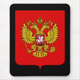 Russian Federation Coat of Arms Mouse Mat