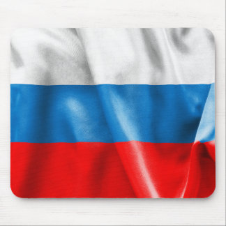 Russian Federation Flag Mouse Pad