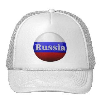 Russian Federation Mesh Hats