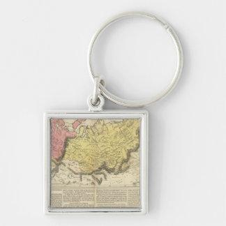 Russian Federation Key Ring
