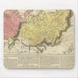 Russian Federation Mouse Pad