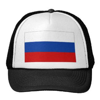 Russian Federation National Flag Mesh Hat