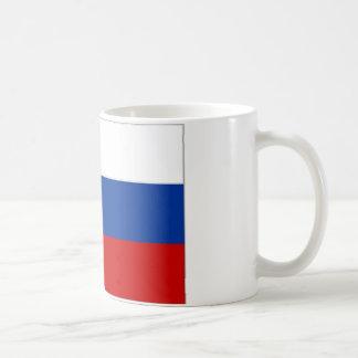 Russian Federation National Flag Mug
