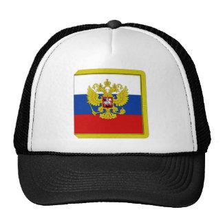 Russian Federation President Flag Mesh Hat
