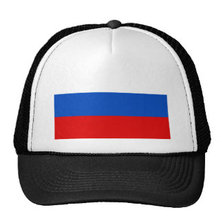 Russian Federation, Russia flag Mesh Hats