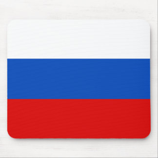 Russian Federation, Russia flag Mousepads