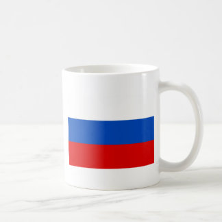 Russian Federation, Russia flag Mugs
