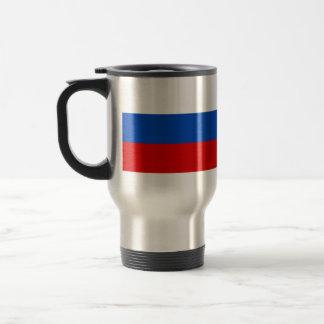 Russian Federation, Russia flag Mug