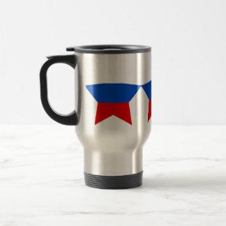 Russian+Federation Star Coffee Mug