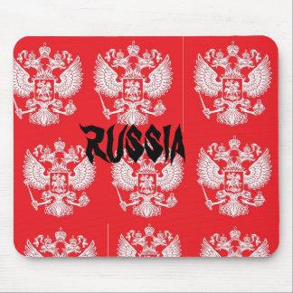 Russian_Flag_Logo_3, Russian_Flag_Logo_3, Russi... Mouse Pad