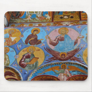 Russian frescoes mouse pads