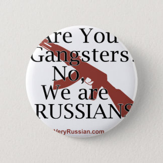Russian Gangsters Брат 2 6 Cm Round Badge