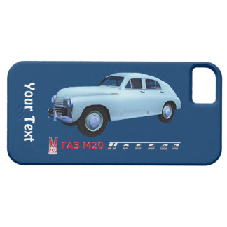 Russian GAZ M20 Sedan Barely There iPhone 5 Case