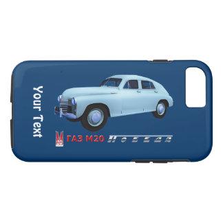 Russian GAZ M20 Sedan iPhone 7 Case