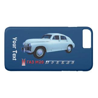 Russian GAZ M20 Sedan iPhone 7 Plus Case