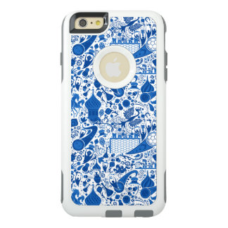 Russian Gzel Pattern OtterBox iPhone 6/6s Plus Case