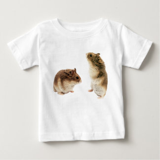 Russian Hamsters Baby Fine Jersey T-Shirt