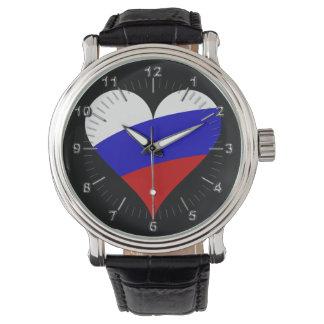 Russian heart watch
