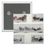 Russian Horse Drawn Sleighs Pins