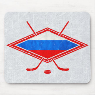 Russian Ice Hockey Mousemat