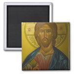 Russian Icon inside Church of St. Sophia /