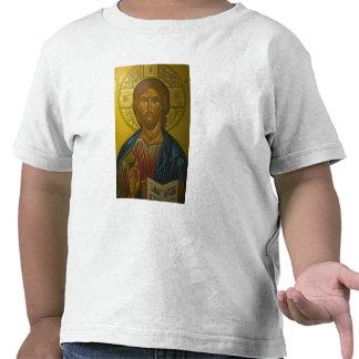 Russian Icon inside Church of St Sophia Tshirt