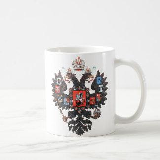 Russian Imperial mug