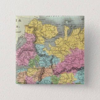 Russian In Europe 15 Cm Square Badge