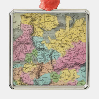 Russian In Europe Christmas Ornament