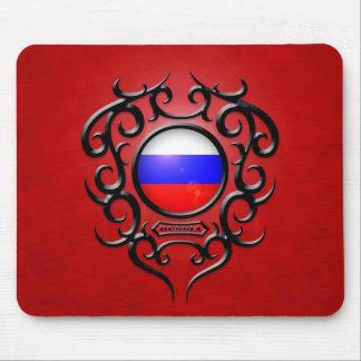 Russian Iron Tribal Mousepads