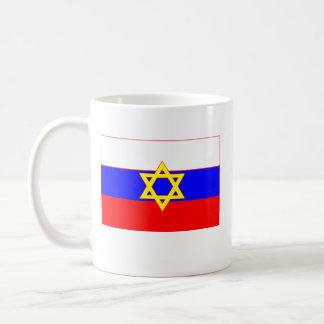 Russian Jewish Coffee Mug