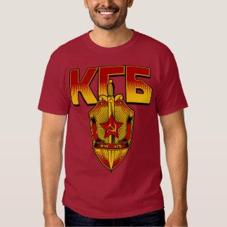 Russian KGB Badge Soviet Era Shirts