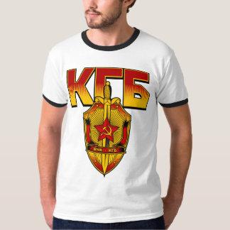 Russian KGB Badge Soviet Era T Shirts