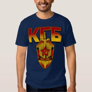 Russian KGB Badge Soviet Era Tees