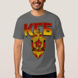 Russian KGB Badge Soviet Era Tshirt