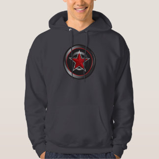 Russian Military Style Star Hoodie