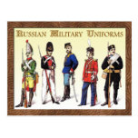 Russian Military Uniforms